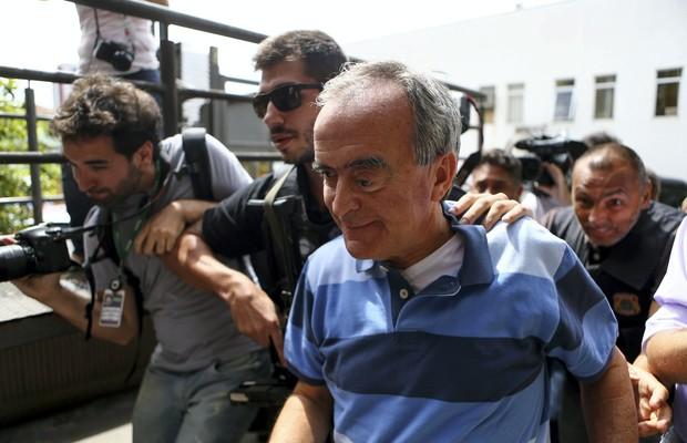Por que o ex-diretor da Petrobras Nestor Cerveró foi preso