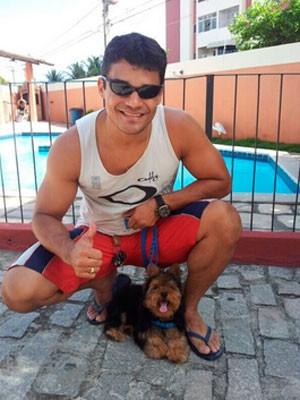 Guilherme Matos Rodrigues, de 30 anos, morreu no hospital (Foto: Arquivo Pessoal )