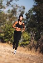 Anajú Dorigon se dedica à corrida: 'Senti meu corpo secar'