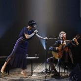 Lívia e Arthur Nestrovski (Foto: Daniel Kersys/Divulgação)