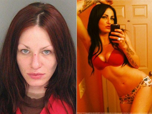 Alix Tichelman foi presa acusada de assassinato  (Foto: Reprodução/Santa Cruz Police Department/Instagram)