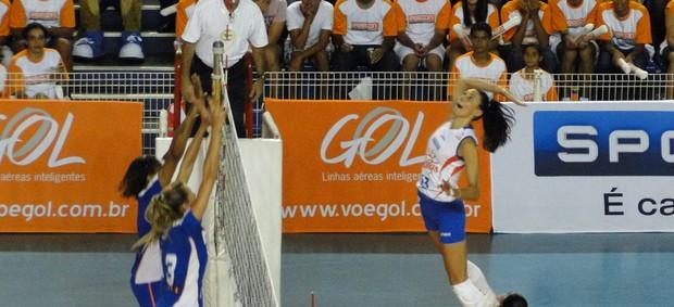 Volei Feminino -  Minas x Osasco (Foto: Léo Simonini)