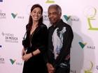 Gilberto Gil sobre ser bisavô: 'Não puxamos a orelha do Francisco'