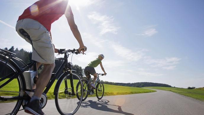 Nabil - A hora da bicicleta (Foto: Getty Images - Jan Greune)