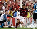 Angelim vai receber homenagem do Flamengo na partida contra o Grêmio