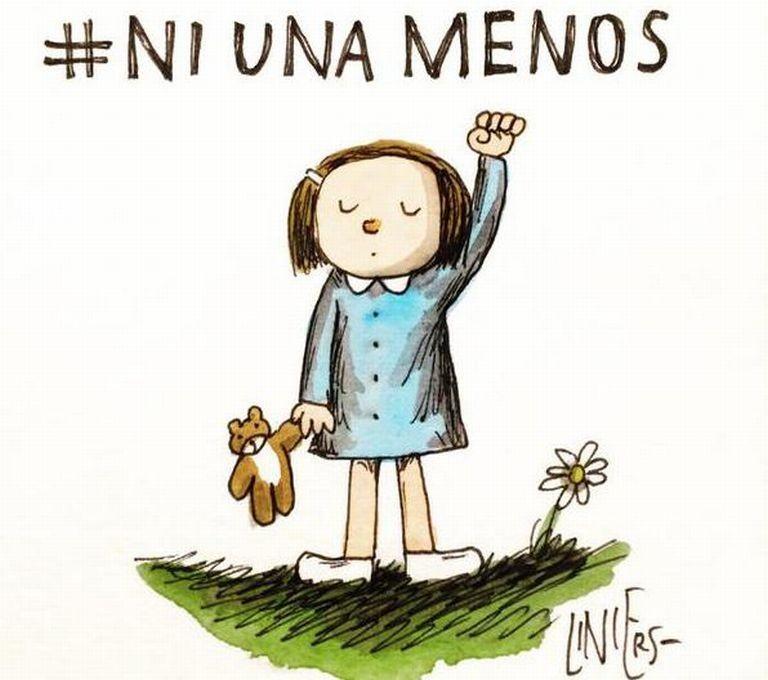 Nem uma Cassandre a menos (Foto: Liniers)
