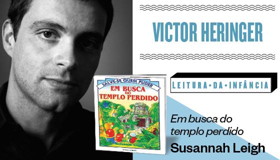 Victor Heringer (Foto: Renato Parada)