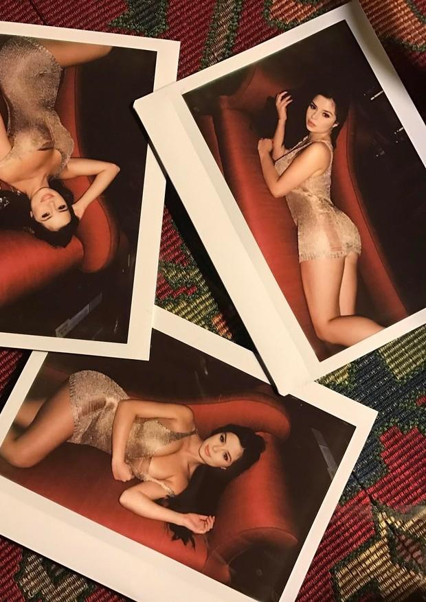 Demi Rose (Foto: Reprodução)