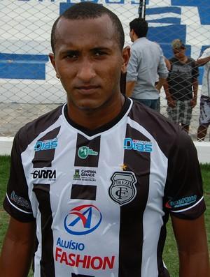 Júnior Mandacaru, Treze (Foto: Silas Batista / GloboEsporte.com)
