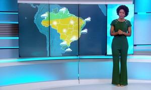 Veja a previsão do tempo nas capitais do país para domingo (18)