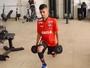 Com fadiga muscular, Jorginho será avaliado antes de jogo em Itumbiara
