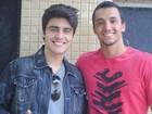 Brodagem! Pedro Cassiano e Gui Leicam falam da amizade entre irmãos
