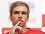 """Irredutível, Lahm prepara fim da carreira para 2018: """"Terei tempo"""""""