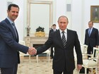 Putin diz que Assad cometeu muitos erros no conflito sírio