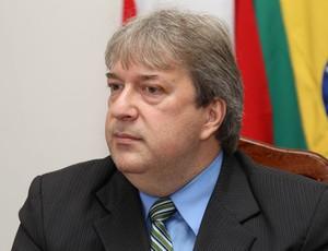 Antonio Cândido Barra Britto, presidente do TJD Pará (Foto: Paulo Akira/O Liberal)