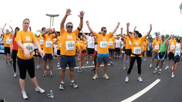 Corrida Eu Atleta, Rio de Janeiro (Foto: André Durão / Globoesporte.com)