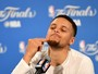 Curry se desentende com chefe de patrocinadora por causa de Trump