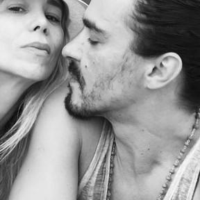 André Gonçalves e Danielle Winits (Foto: Instagram / Reprodução)