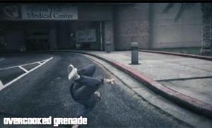 Vídeo faz coletânea de mortes em 'GTA V' (Foto: Reprodução/YouTube)