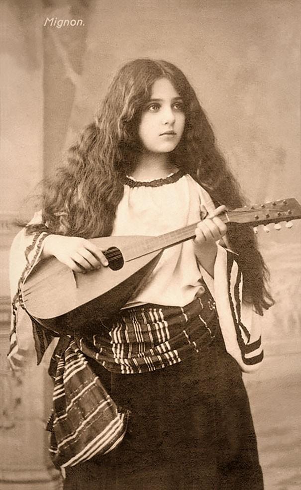 Garota cigana (Foto: Flickr)