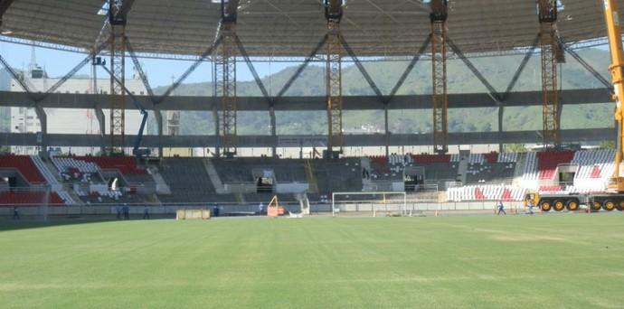 Engenhão (Foto: Divulgação / Site oficial do Botafogo)