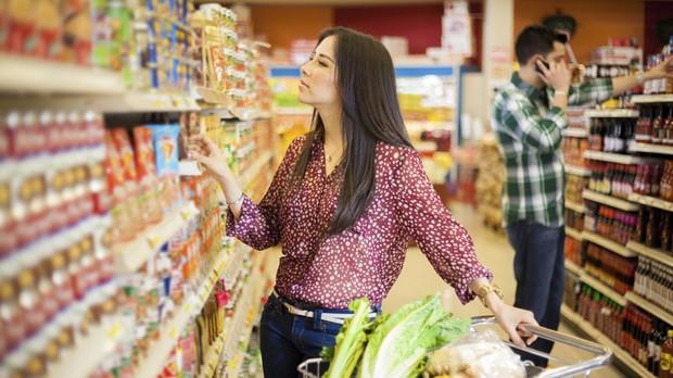 Ir s compras, supermercado (Foto: Getty Images)