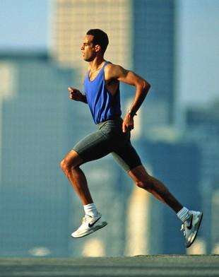euatleta corredor na cidade (Foto: Getty Images)