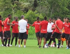 Dorival junior Flamengo (Foto: Richard Souza/Globoesporte.com)