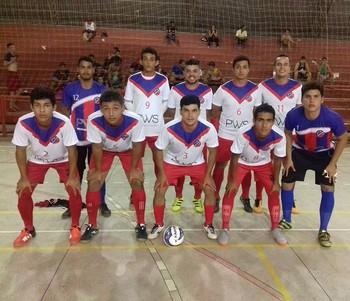 Invictus Copa Cidade de Rio Branco de Futsal (Foto: Divulgação/Fafs)