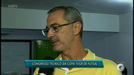 Congresso técnico da Copa TV Grande Rio acontece ainda nesta segunda-feira (20)