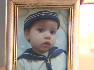 Adriano Henrique Jardim Ramos, 5 anos (Foto: Reprodução/EPTV)
