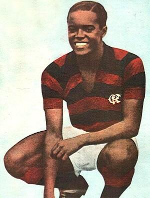 Leônidas da Silva camisa Flamengo (Foto: Divulgação / Site Oficial do Flamengo)