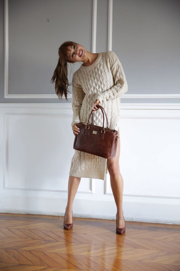 Sophie Charlotte é uma mulher linda e naturalmente chique, disse estilista Carla Silvarolli (Foto: Divulgação)