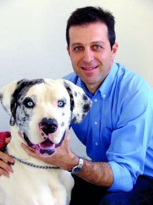 Para o veterinário Marcelo Quinzani, quanto maior a raça, menos tempo de vida (Foto: Divulgação)
