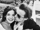 Louis Tomlinson publica primeira foto com a namorada Danielle Campbell