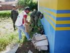 Força-tarefa contra o Aedes visita 12,6 mil imóveis em Dourados, MS