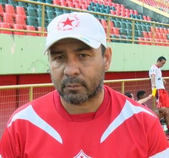 Artur Oliveira, técnico do Rio Branco-AC (Foto: Reprodução/Rede Amazônica Acre)