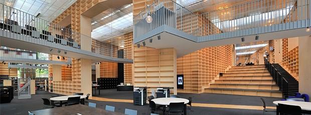 Musashino Library (Foto: reprodução)