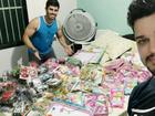 Grupo de amigos entrega brinquedos para crianças na Cidade do Povo