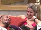Ex-BBB Marco sobre volta de Aline e Fernando: 'Que ele não a decepcione'