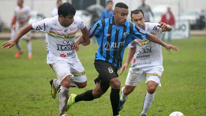 Atlético Tubarão Série B Catarinense (Foto: Maurício Vieira/ CA Tubarão)