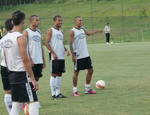 Jogadores do XV de Piracicaba na intertemporada (Foto: Fernando Galvão / XV de Piracicaba)