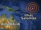 Após terremoto, ondas de até um metro atingem ilhas no Pacífico Sul