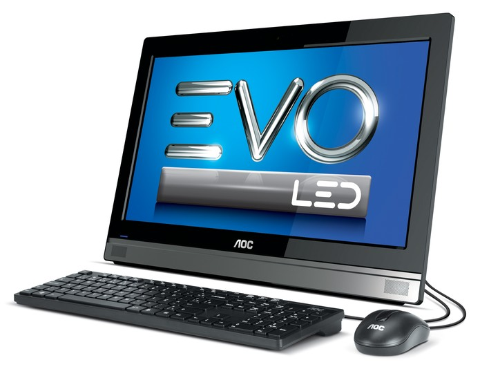 AOC All-in-One EVO LED chegam no Brasil com Bay Trail e Windows 8.1 (Foto: Divulgação/AOC)