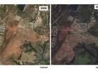 MP divulga imagens de satélite de edificações clandestinas do DF