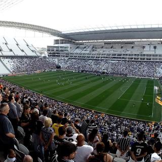 a1241d80fe Corinthians x Bahia  22 mil ingressos vendidos e três setores esgotados