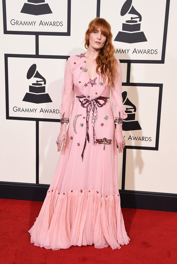 Florence Welch (Foto: Agência Getty Images)