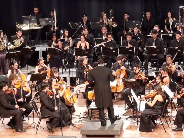Orquestra faz apresentação especial no Dia dos Pais, em Belém, a partir das 19h deste domingo (14). (Foto: Divulgação)