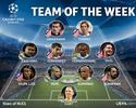 Vitória sobre o Bayern faz Atlético de Madrid dominar seleção da rodada