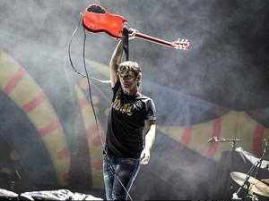 Paulo anunciou saída da banda em julho deste ano (Foto: Silmara Ciuffa)